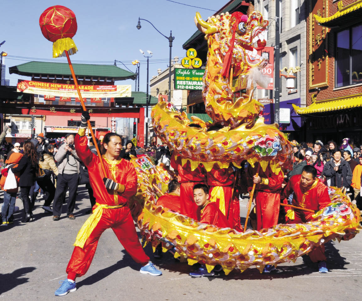 Lunar New Year Parade – Year of the Horse